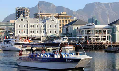 Cruise Trip - harbour cruise in cape town